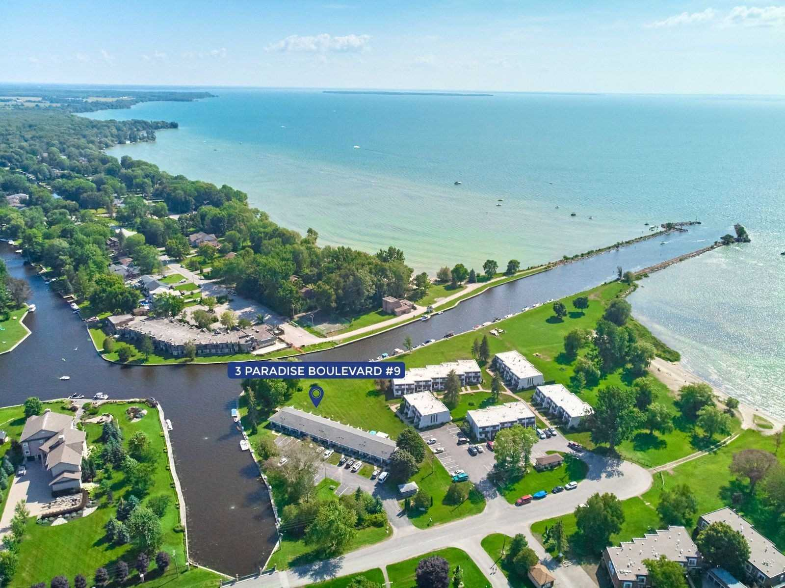 Easy-Living In Spectacular Lagoon City! Set On A No-Exit Street! Boat Slip Large Enough For A 30Ft Boat & Lagoon Access To Lake Simcoe! Condo Fees Cover All Maintenance, Allowing You To Relax More! Updated Laminate Flooring (2020), Bath With In-Floor Heat (2020), & Kitchen Counters (2021). Glass Wall W/ W/O & Water Views & Cozy Fp! Future Development To Allow For A 2nd Bed & 2nd-Story Balcony! You Won't Want To Miss This Fantastic #hometostay! Visit Our Site!