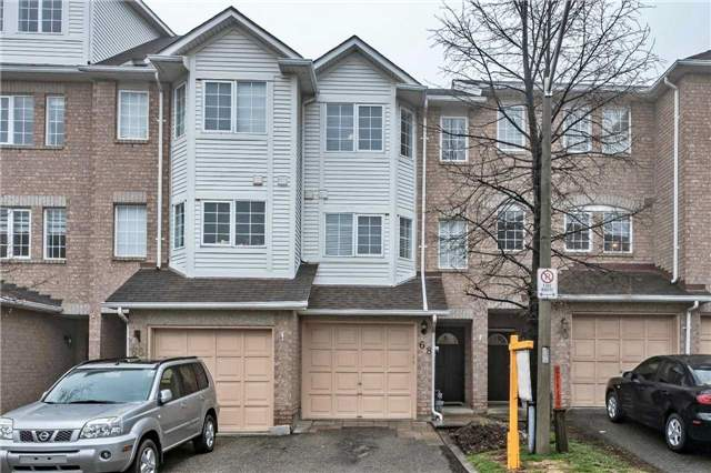 Well-Maintained Clean Open Concept Town In Quiet Family-Friendly Complex. Spacious Living/Dining Area And Walkout To Deck & Fenced Yard For Bbq's. Pot Lights In Kitchen. Walking Distance To Major Stores, Bus Stops & Amenities. Close To Hwy 410 And Mount Pleasant Go Station. New Roof (2017). Freshly Painted Thru-Out. New Carpet , Kit Flr,Cabinets,Mircowave 2017. Main Bath Reno 2017. Access Thru Garage. Great Opportunity For First Time Home Buyers Or Investors!