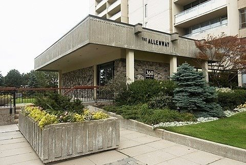 Welcome To This Large & Bright Open Concept, Quiet West-Facing 2 Bdrm At The Allenway, A Well-Maintained Building W/ A Very Healthy Reserve Fund. 3 Min Walk To Glencairn/Viewmount Subway Via Private Gate & 6 Min Walk To Highly Ranked (Top 10% In Ontario) West Prep Elementary School. Maintenance Fee Incl. Heating, Hydro, Water, Cable, Building Insurance & Common Elements. Handicap Accessible. Freshly Painted Move-In Condition!