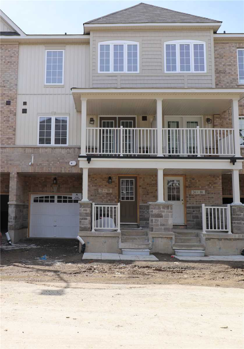 Brand New,Never Lived In; 1195 Sq.Ft 2Bdrm. Unit. Located In Sought After Royal Valley In South End Guelph.Is In Need Of A++ Tenants; Perfect For Professionals! Spacious Foyer W/ Mirrored Closet Doors. Open Concept Kitchen, Complimented By S/S Appliances. Upper Lvl. Laundry. Close To All Amenities; Minutes Away To Guelph University, Restaurants, Hwy 401, And Steps Away From Local Bus Service.   No Pets & No Smoking.