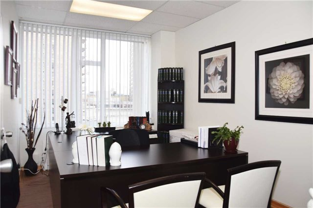 Perfect Space For Space For Someone Who Wants To Be In The Middle Of Everything.  Right In The Heart Of Downtown Off The Corner Of Yonge And Carlton.  Great For Lawyers With Courts Right Across The Street.  Aaa Landlord.  Subway At The Door.  Restaurants, Shops And Lots Of Traffic.