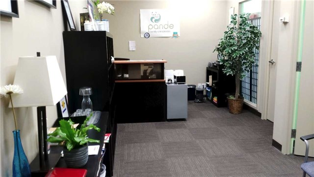 Excellent 2 Office Unit With Reception.  Vibrant Area With New Development And Amenities- Subway Is A Short Walk.