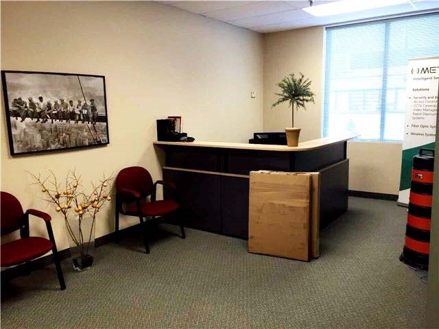 Prestigious Office - Ample Free Surface Parking - Close To Restaurants. Easy Access To 401 -404, Sheppard Subway.  Can Be Combined With 102 For A Total Of 3,129Sqft