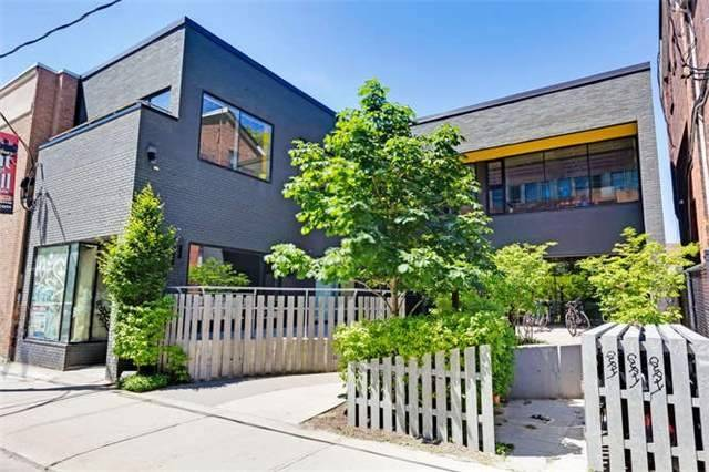 Doctors, Lawyers, Professionals Look No Further! Fantastic Location! Prime Bathurst Frontage With Great Ceiling Height And Large Windows. Has Shared Kitchen And Open Concept. Also Allows Retail, Gym/Yoga & Vision Care! Great Exposure! Can Be Combined With Unit 1 Of 1009 Sq.Ft.