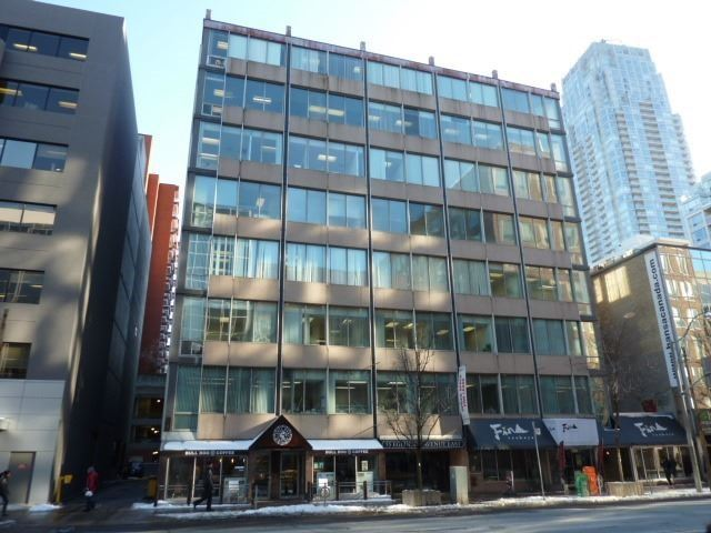 Small Office Space Available For Lease! 2 Window Offices And 2 Interior Offices. Close To Lots Of Amentiies In The Immediate Area (Shopping, Restaurants, Gyms), Subway And Major Highways!