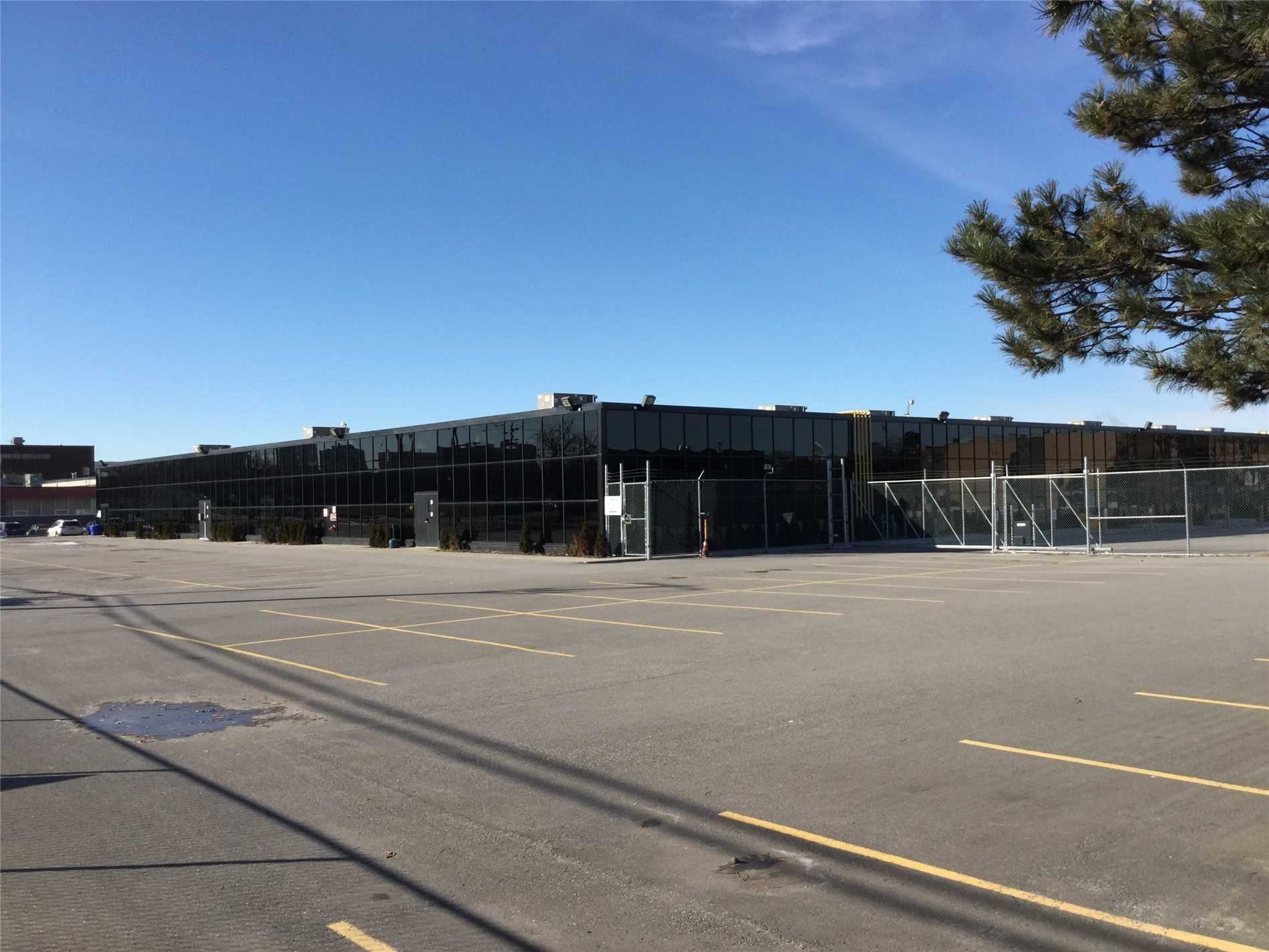 Fully Renovated Flex Building, Divisible, Suitable For Loft-Style Offices/High Tech/Showroom/Clean Warehouse; Fully Heated & Air Conditioned; 14 Ft Clear Height, Skylights, Fibre Optic Cable. Parking For 200+ Vehicles With Secure Fenced Parking Compound With Electric Security Gates, Vehicle Charging Stations. Conveniently Located At The Dvp And Lawrence Ave. E Near Transit, Tesla Motors.
