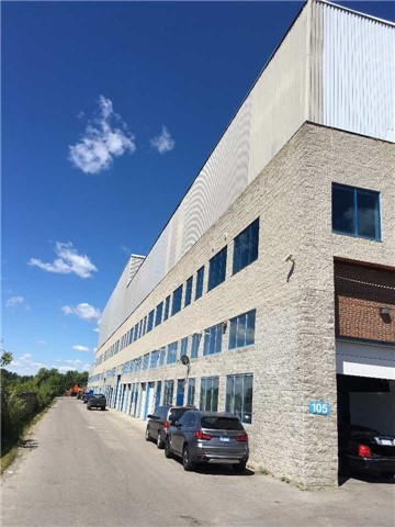 Newly Renovated Industrial Space With Great Access From Birchmount Rd To Major Highways.