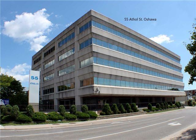 Recently Renovated Building. 11,332 Sqft Of Office/Medical Space Located On 2nd Floor. Will Divide To A Minimum Of 5000 Sqft. Updated Heating And A/C. Premium Downtown Oshawa Location. Situated Next To Gm Place. Close To Transit. Underground Parking Is Available.