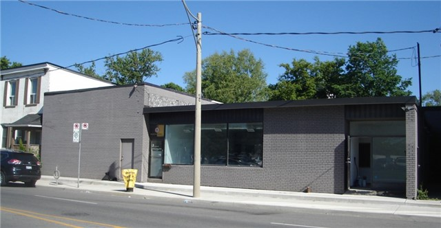 Well Located Site Prime For Redevelopment !!! Minutes From The Studio District & The Massive Redevelopment Of The Port Of Toronto. A Rare Find With Huge Untapped Potential . . . . . . Walking Distance To All Amenities.