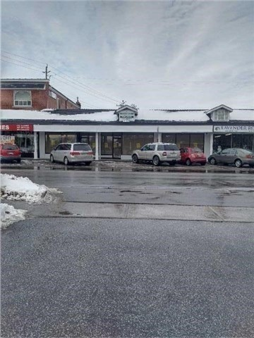 Highland Creek Area* Close To U Of T Scarborough Campus*Rental Rates Well Below City Of Toronto Averages. *Join Our 'Little Village' Of Established Retailers, At Below Market Rental Rates. *Corner Of Old Kingston Road And Morrish Road. *   Good For All Retail Service And Professional Uses Including Dr And Pharmacy.