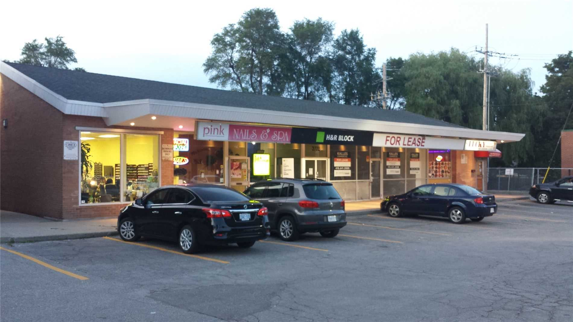 Excellent High Traffic Location Near Lawrence And Markham Rd. Next To Major Retailer Outlet. Ideal For Medical/Dental, Hair Salon Or Spa, Retail, Cafe, Hospitality. Plenty Of Free Parking For 20 Or More Cars. High Visibility Signage. 1 Washroom