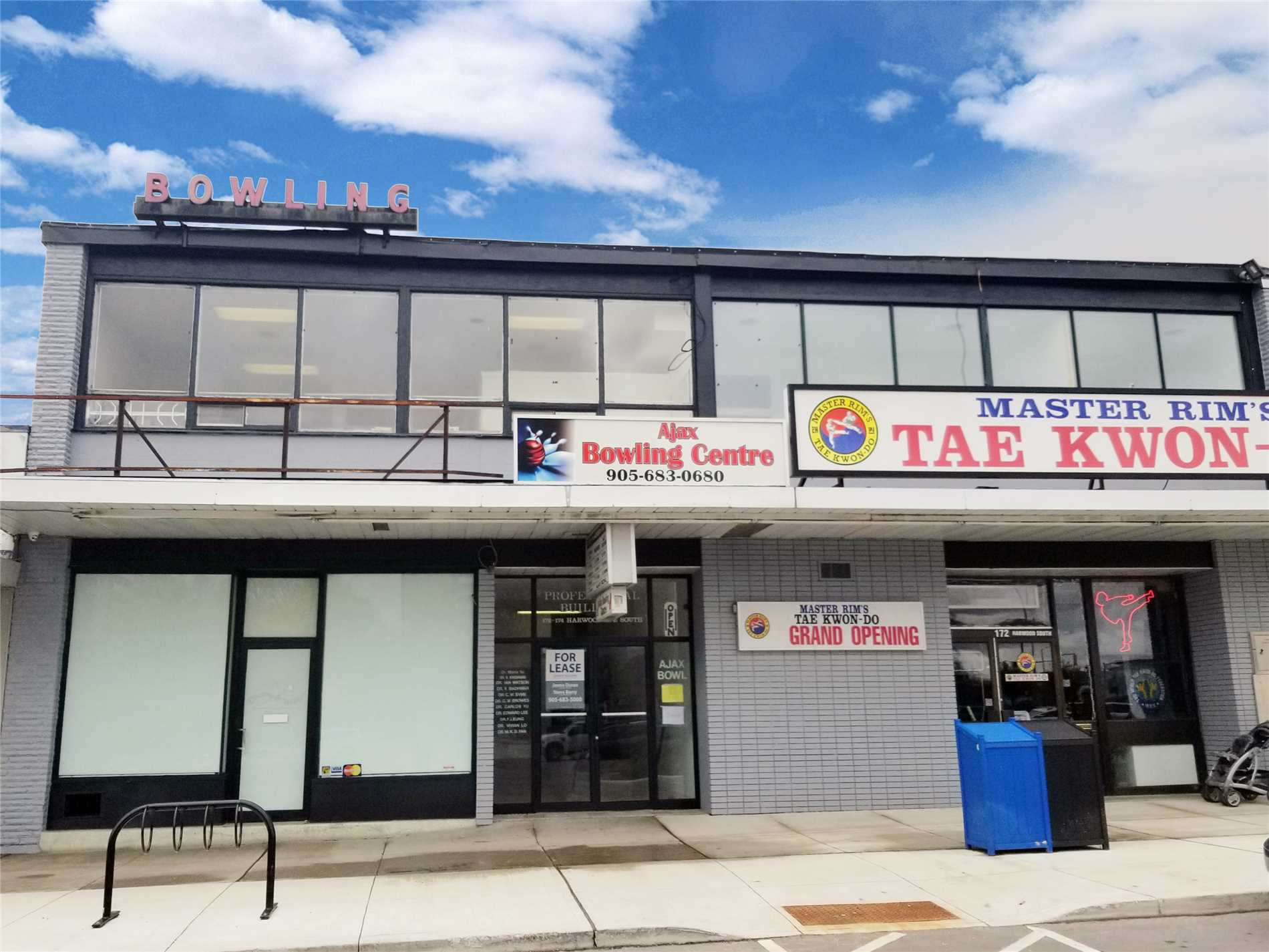 Newly Renovated 2 Nd Floor Suite In A Renovated Professional Office Building | Very Close To All Amenities | Minutes To Highway 401 And Ajax Go | Ample Surface Parking | Drt Pulse Bus Stops In Front Of Building And Connects To Go Train Gas, Water, And Waste Removal Included. Electricity Paid By Tenant