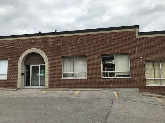 Prime 1,950 Sq. Ft. Industrial Unit With Truck Level Loading.