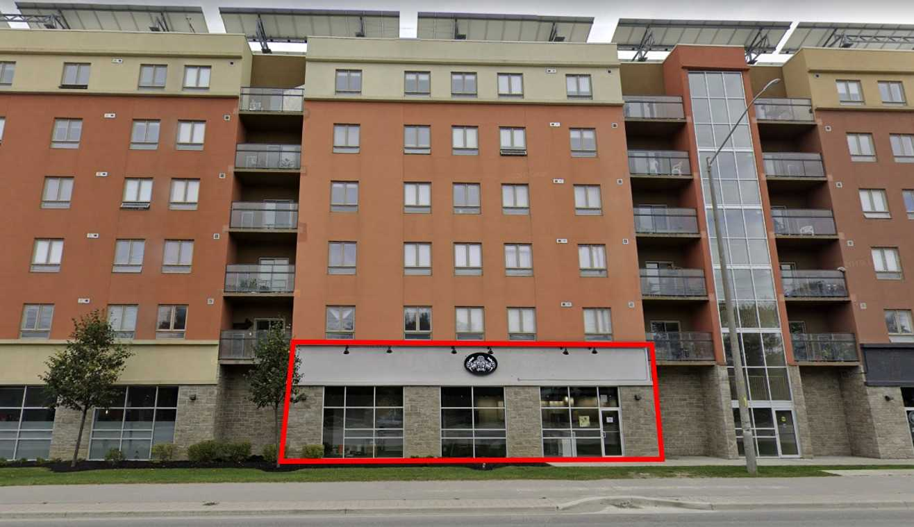 Ground Floor Retail Unit Available Located Just Steps Away From Durham College And Ontario Tech University. Ideal For Retail/Commercial Type Use Building Signage Available. Surface Parking Available.