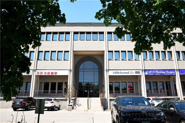 Great Location.  Close To Major Hwys. Public Transit At Hwy 7 And Leslie. This Is Sublease Deal Term End July 31, 2019.  4 Offices Plus A Board Room And Reception.