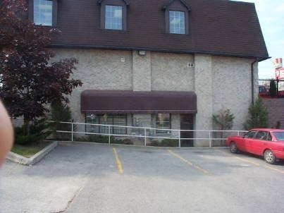 2 Side By Side Units.  Well Finished And Maintained.  Parking Outside Door.  Close To Hospital And All Amenities