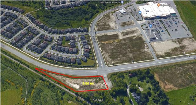 Excellent Development/Investment Opportunity For This Vacant Lot, Designated Business Park Employment In The Official Plan And Already Zoned Bc*357 Permitting.