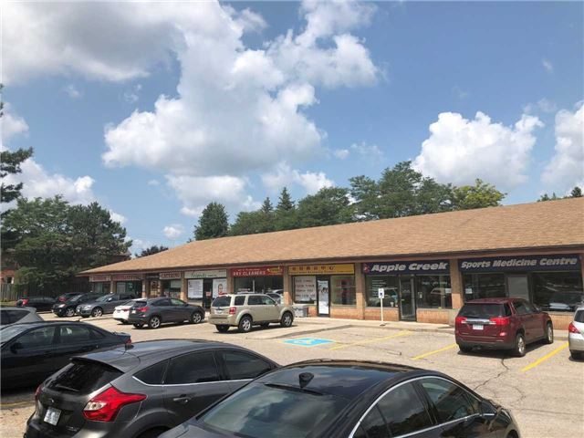 Excellent For Many Retail Or Office Uses. Located In Busy Area Surrounded By Large Commercial & Residential Developments.Great Signage & Exposure.Ample Free Surface Parking.Currently Set Up As A Convenience Store.