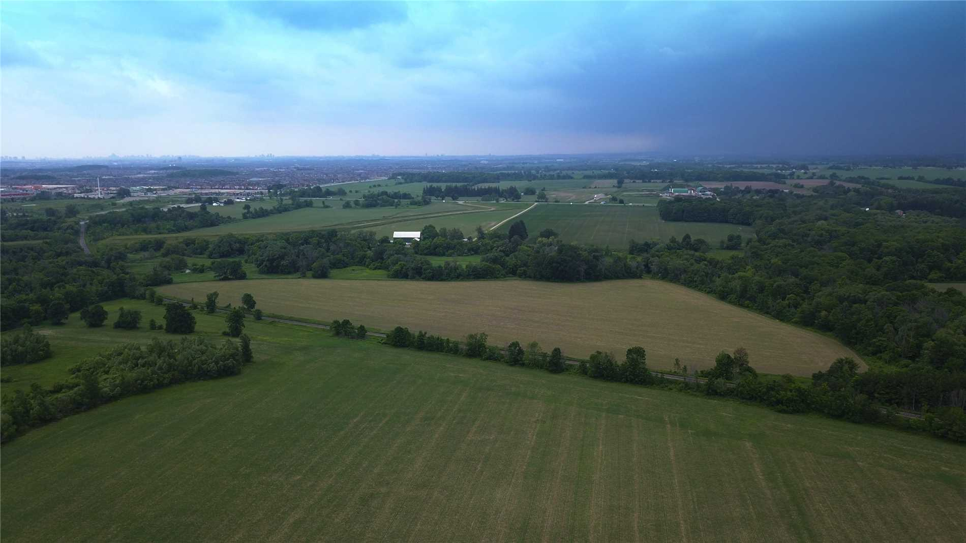 This Outstanding 130 Acre Farm Located At Hwy 48 And Major Mackenzie Drive And Next To The Official Plan Of Markham, Ontario. Property Has Potential For Natural Severance! Property Has Outstanding Tableland. Stunning Forest, Peaceful Rouge River! Vendor Take Back Mortgage Available To Qualified Buyer.