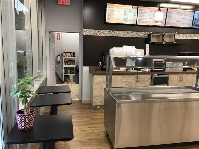 ** 5-Days Office Building Cafe ** Great Location ** Very Busy -- Long Lease ** Very Easy To Operate -- Full Training ** Serving Breakfast,Lunch,Snack & Catering. Coffee Is Located Inside The Office Bldg W/Many Tenants & Surrounded By Other Buildings. All Nearby Industrial Areas. No Competition **