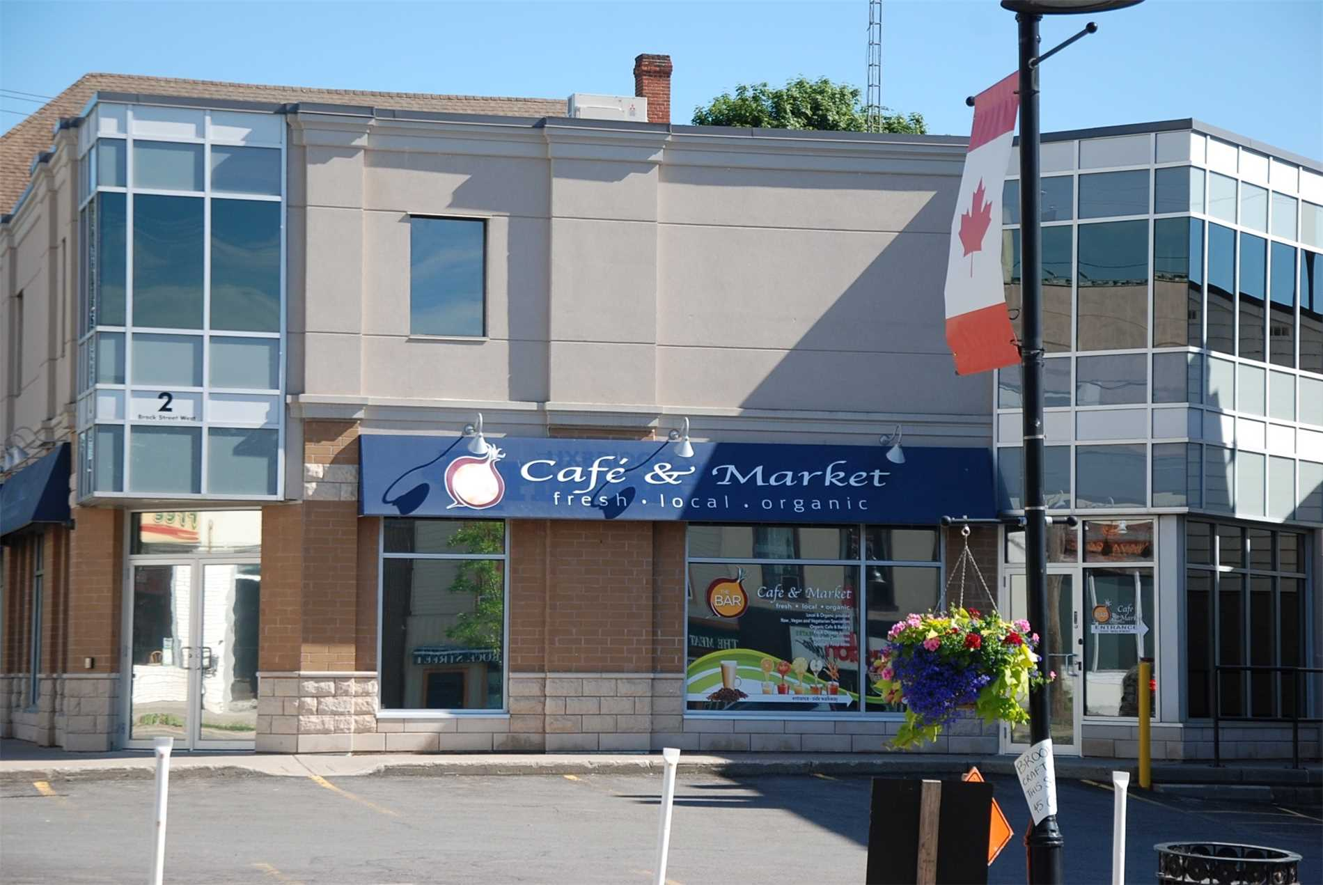 3500 Square Feet In A Great Location, Downtown Uxbridge. Build-Out Possibble, Bright Open Second Floor Unit. Great Health Food Store/Cafe Inn Building. Walk To Coffee And Multiple Restaurants In Downtown Area. Eat Your Lunch At The Park Or Pond Just Down The Street.
