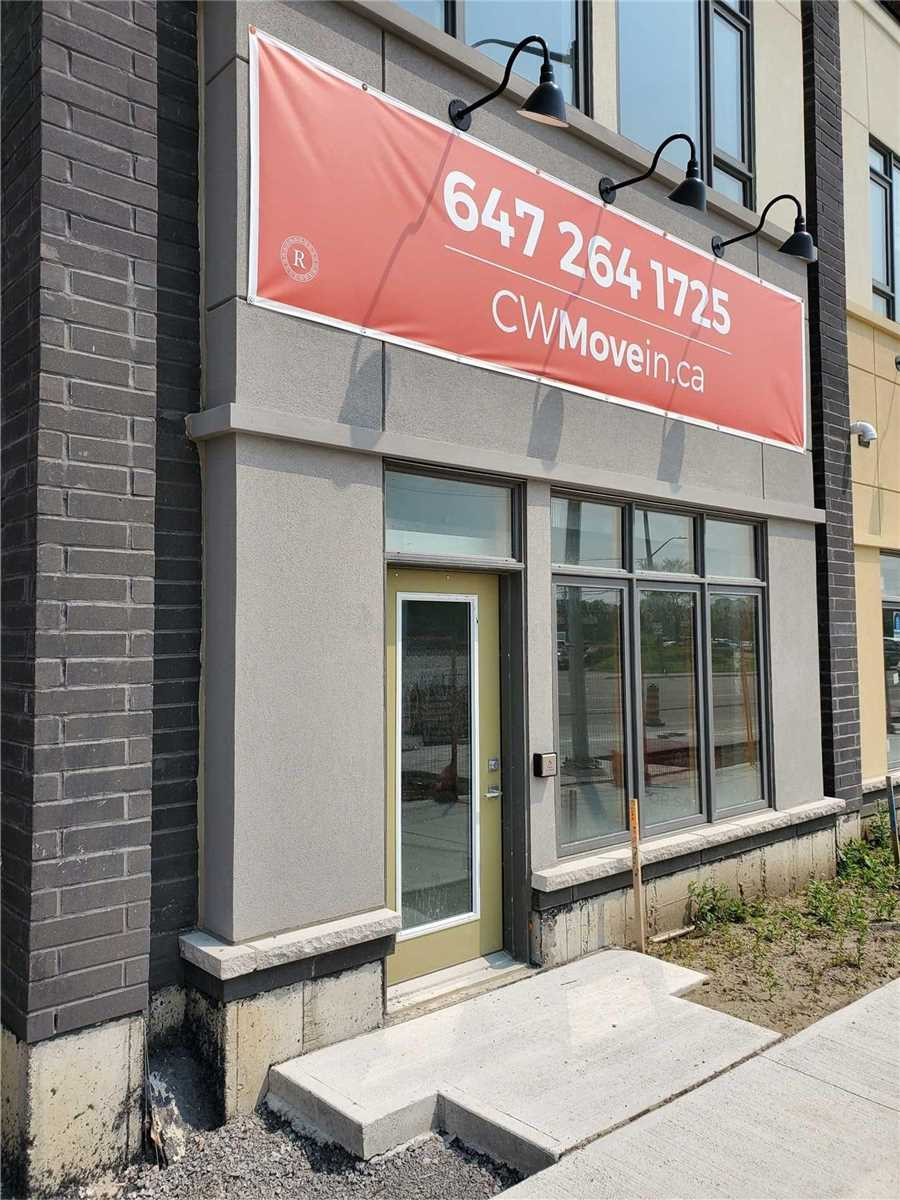 Prime Thornhill Location // Great Exposure & Signage // Street Level Facing John St // High Traffic Area // Brand New Space // 12 Ft. Height Ceiling // Ready For Your Personal Touch // Possible Uses Include: Professional Office, Retail Store, Travel Agency, Medical Office, Convenience Store, Lawyer, Accountant, Mortgage Or Real Estate Brokerage, Financial Institution, Repair Shop, Drugstore, Beauty Salon, Chiropractor, Spa, Etc.