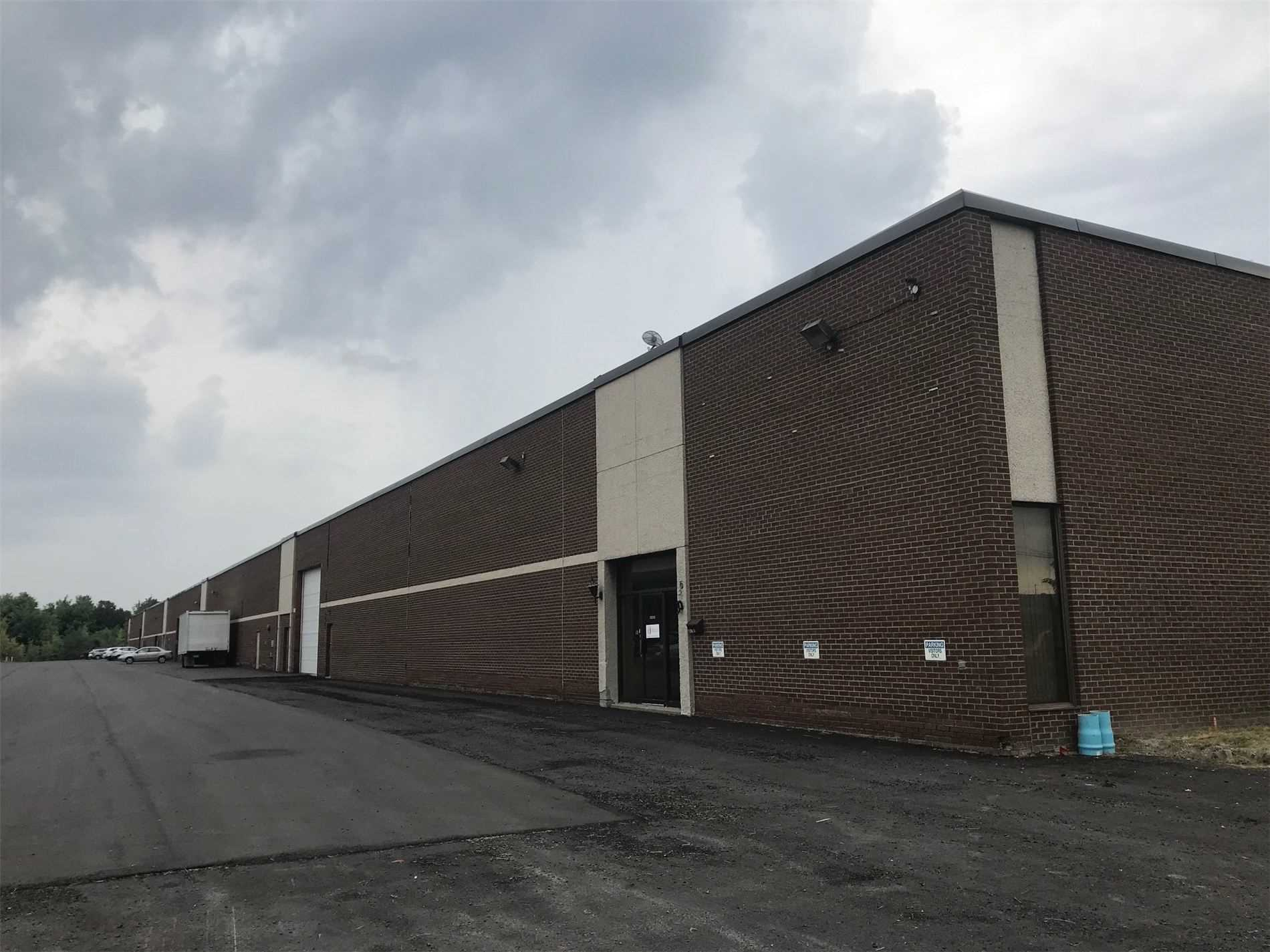 * Excellent Location * Combination Shipping * Minimal Office No Ac * Space Consist Of Three Bays With One Demising Wall With Opening * Note 4 Truck Levels And 1 Drive In Door *