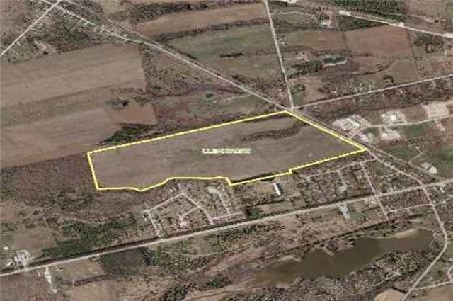 Exceptional Investment For Future Residential Development. 93 Acre Development Parcel Abutting Residential Development In New Lowell Just Outside Growing Barrie. Approximately 80 Acres Workable Land. Located Inside The Development Boundary Expansion Area. Large Greater Toronto Developer In Same Area.
