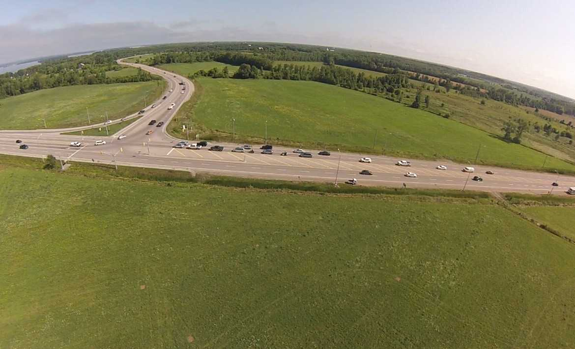 Prime Commercial Development Land. Excellent Exposure At Intersection Of Hwy 12 And County Road 44 (Rama Road) On The Outskirts Of The City Of Orillia. Sale Of 2/3 Ownership. Lot Size Per Geowarehouse.