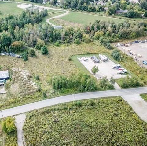 Attention Industrial Users! Fantastic Opportunity To Own 3 Acres Of Clean Vacant Industrial Land Located In The Business Park In The Town Of New Lowell! Zoned Restricted Industrial W/ Permitted A Number Of Uses. Accessible From 400, Close To Barrie And Gta!