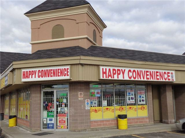Client Remks:Well Established Convenience Store In Fully Occupied Plaza, What A Location, Weekly Sale $15,000, Lotto Sale Not Included, Cigarette Sale50% With Imperial Plan And High Profit, Atm Commission $800 P/M, Fax + Copier + Printing And Scanning $300-$400 P/M, Lotto Commission $4,000 P/M, Cell Phone Fix Shop Paying $800 P/M, Rent $6904.79 P/M Including Tmi (Hst Extra), Lease 3+ 5 Years
