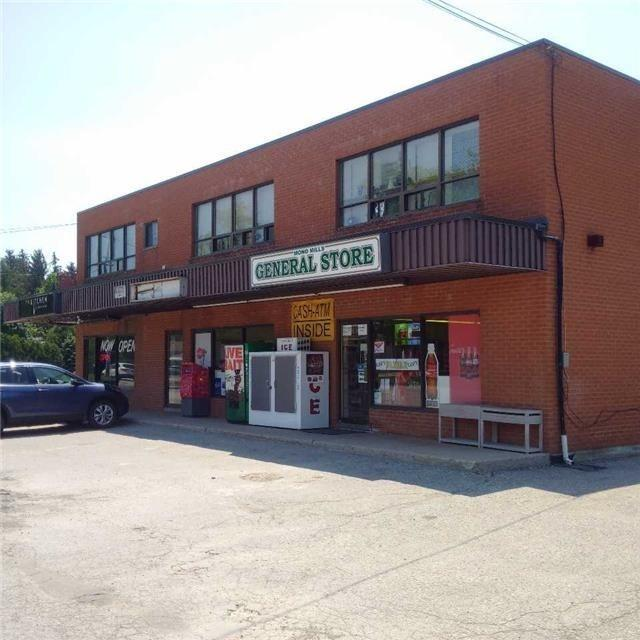 High-Traffic Business Location Fronting Onto Airport Road Just South Of Highway #9 With Plenty Of Parking In The Town Of Mono Mills. Space May Be Adjusted For Tenant Requirements. Tmi Included In The Rent. Tenant To Pay For All Utilities.