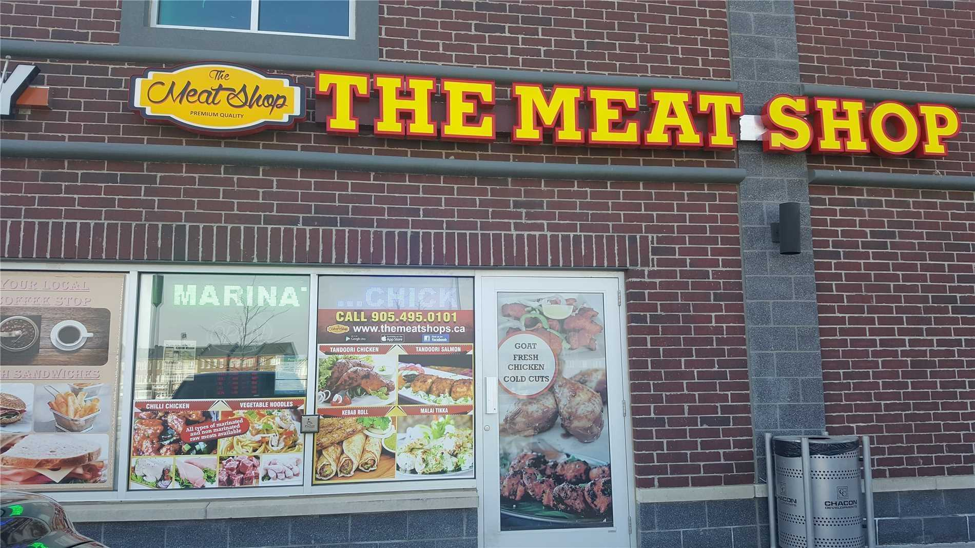 Very Neat & Clean Meat Shop Approximately 2 Years New, Very Well Running & Growing Day By Day. Only Meat Shop In Area. Good Opportunity For New Comers Or Franchiser Who Is Looking For Running Meat Shop. All Equipment Is Owned, Approximately $16,000 Per Month Sale And Low Rent Is Good Lease 5+5. Don't Miss It!
