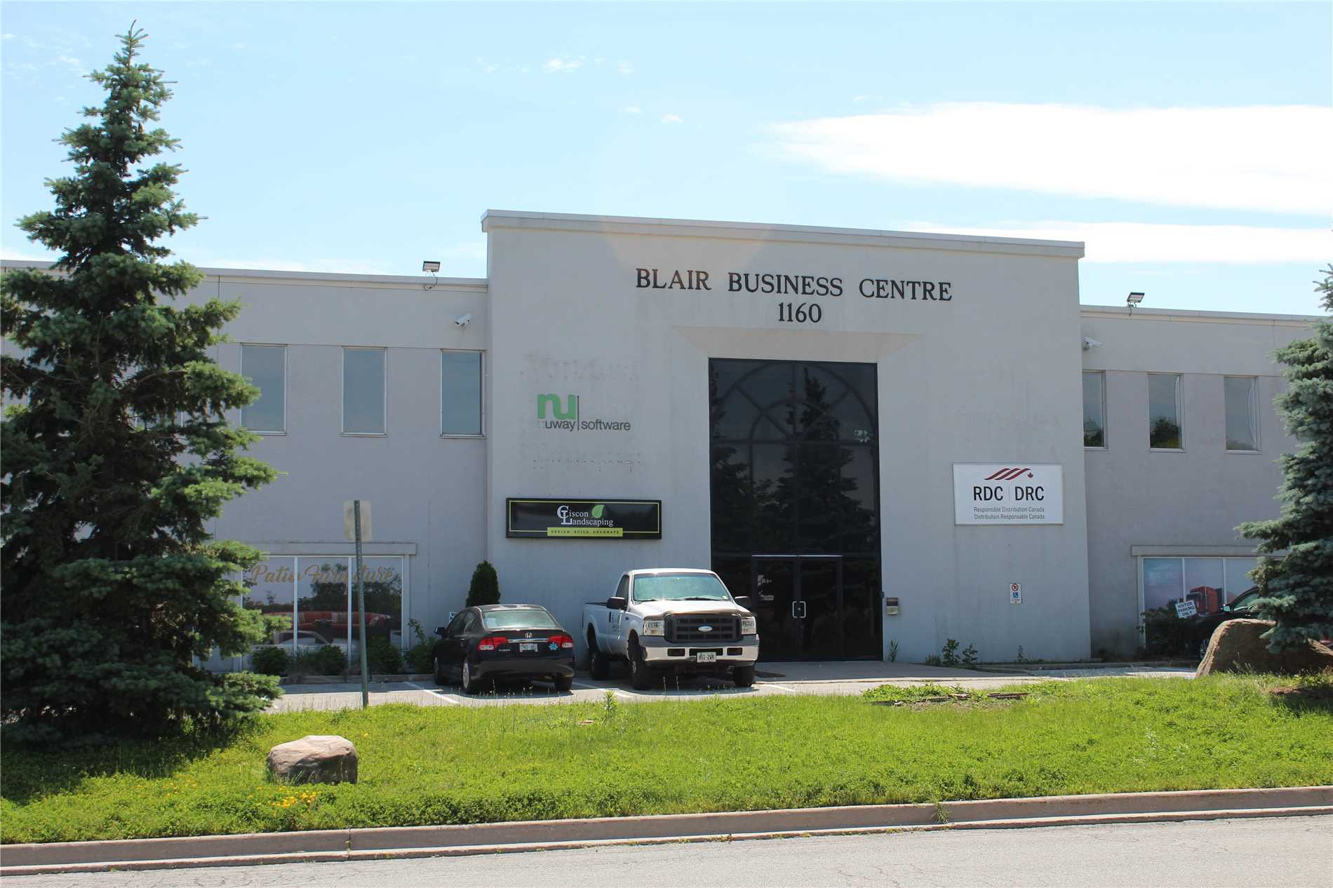 Burlington Center Location! Great Value,Utilities Included In Rent. Divisible Office Space At Blair Business Centre. Excellent Access To Qew&Numerous Amenities,Lots Of Natural Lights Corner Unit W Windows On Both Sides, Great Multiple Mix Of Tenants, Plenty Of Parking. Ge1 Zoning Permits A Wide Range Of Uses Ideal For Tutoring,Professional Offices..Etc. Other Office Spaces&Rare Small Industrial Unit With Truck Level Also Available In The Building If Required.