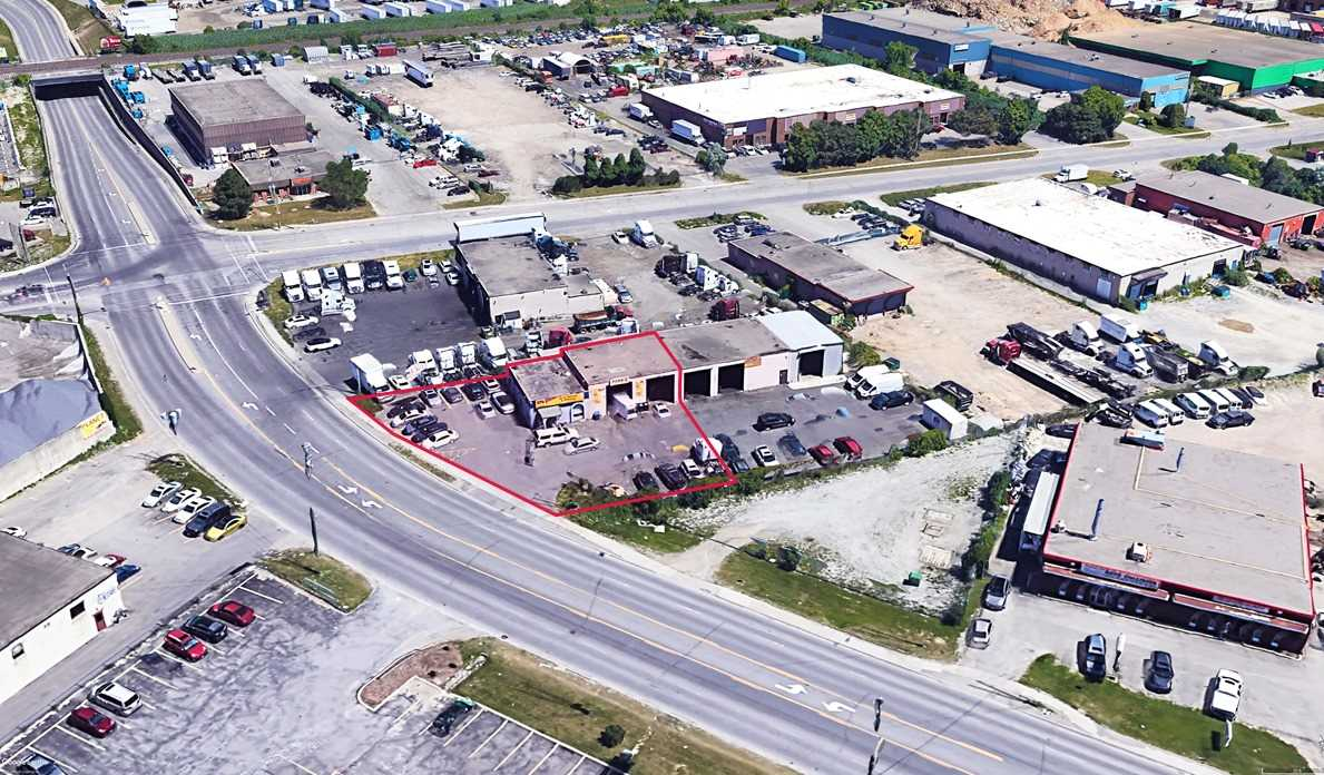 Turn-Key Repair Shop In Highly Sought After Brampton Automotive District. Great Frontage And Exposure On Rutherford Road South. Rare Outside Storage And Auto-Body Zoning. Great Access To 400-Series Highways. 40' Bay Depth. Car And Truck Parking Available