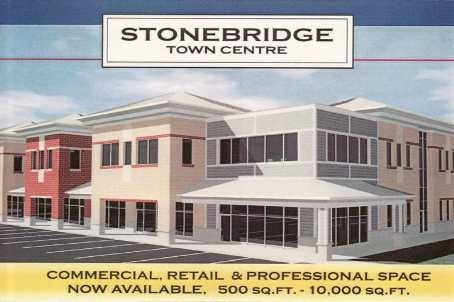 Rent Free Period, Tenant Inducement & Leasehold Improvements Available. Located In Stonebridge Town Centre With Walmart, Ups, Td, Tim Hortons, Boston Pizza, Kfc, Taco Bell, The Source, Benjanin Moore, Swiss Chalet, Harveys, Wild Wing, Dentist, Mycomputerpeople, Sunset Grill, Century21, Bulk Barn, Bamboo Terrace, Beach Eye Care, The Sun Newspaper, Dollartree, Global Pets, Liberty Tax, Supercuts, Travel World, Eb Games.