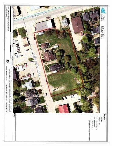 """Fantastic Downtown Meaford Development Property Close To The Waterfront.Property Is Comprised Of 6 Separate Parcels. 12,18,22,24,28,34 Collingwood St E With A Total Of 336.20Ft Frontage By 165Ft Depth Irregular As Per Mpac.Old Partial Survey Attached.Buyers To Satisfy Themselves With Regards To Zoning & Development Potential.Buyers To Accept Property & Structures In """"As Is"""" Condition.No Interior Showings.Pls Book Appts To Walk The Property W/Caution."""