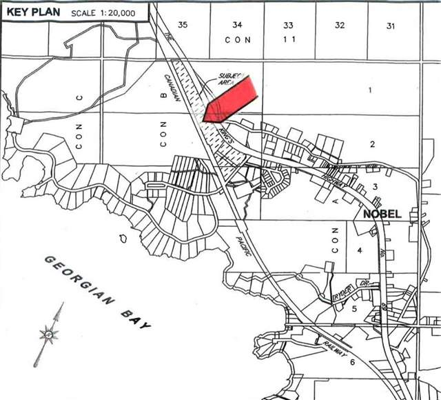20 Lot Draft Plan Approved Residential / Commercial Subdivision.