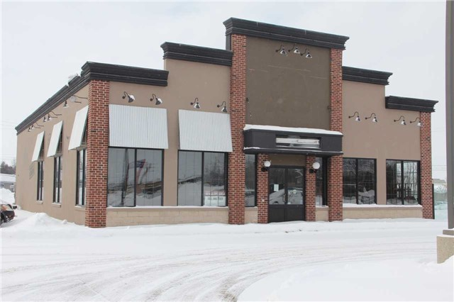 Exceptional High Traffic Location In Goderich. Formerly A Franchised Restaurant This Property Offers Profile, Parking, Patio At The Junction Of Two Major Arteries. Turn The Key And Start Your Business As The Equipment, Tables, Chairs, Etc. Are Ready To Go. Outdoor Patio. Great Standup Bar. Great Road Visibility Make This Property A Prime Goderich Location.
