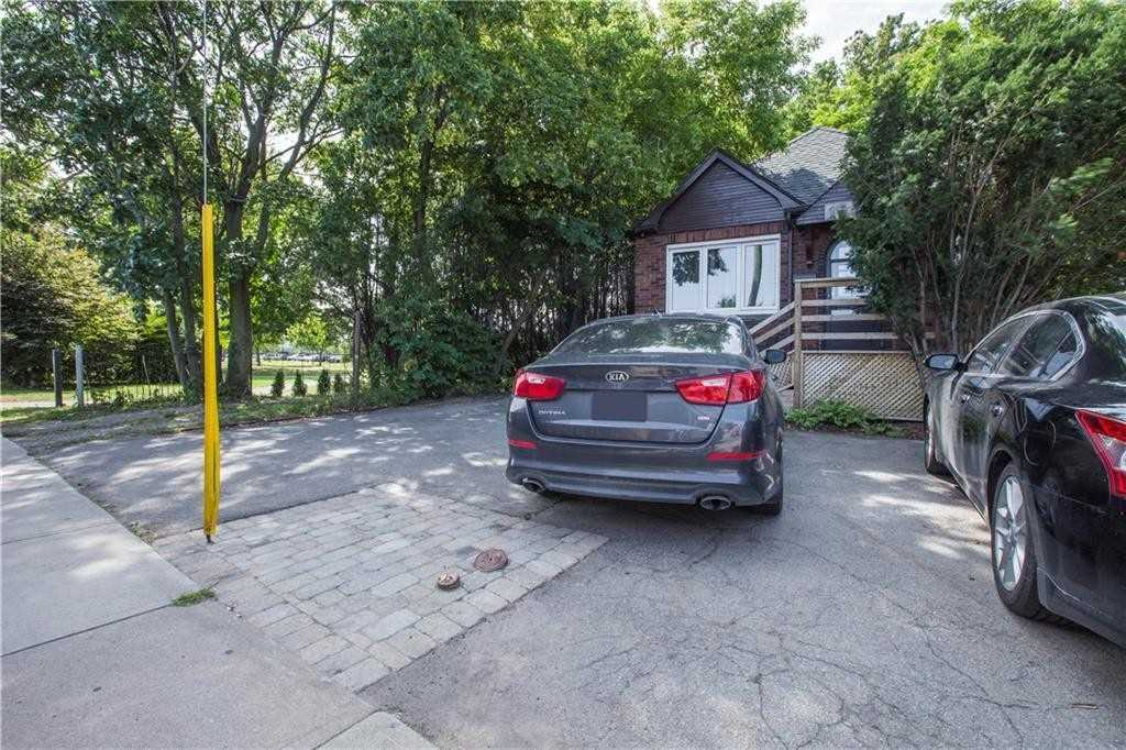 Retail/Office/Res/Mixed Potential/Use As A Renovated 3+2 Bdrm, 2 Bath Bungalow W/Full In-Law Suite W/Sep. Entrances, 2 Electrical Meters, 2 Custom Kitchens Or Quality Renovated 3 Office/Patient Rooms W/Lg Waiting Rm & Kit. Convert To Addtl Offices. Ample Parking On Site & Nearby. Fully Fin. Bsmnt W/Sep. Entrance.37.99X100 Ft Lot, 200 Amp Electrical With 2 Panels & Updated Wiring, Shingles, Furnace. Close To Proposed Lrt, Hsr Stop, Red Hill/Qew & Beside Park.