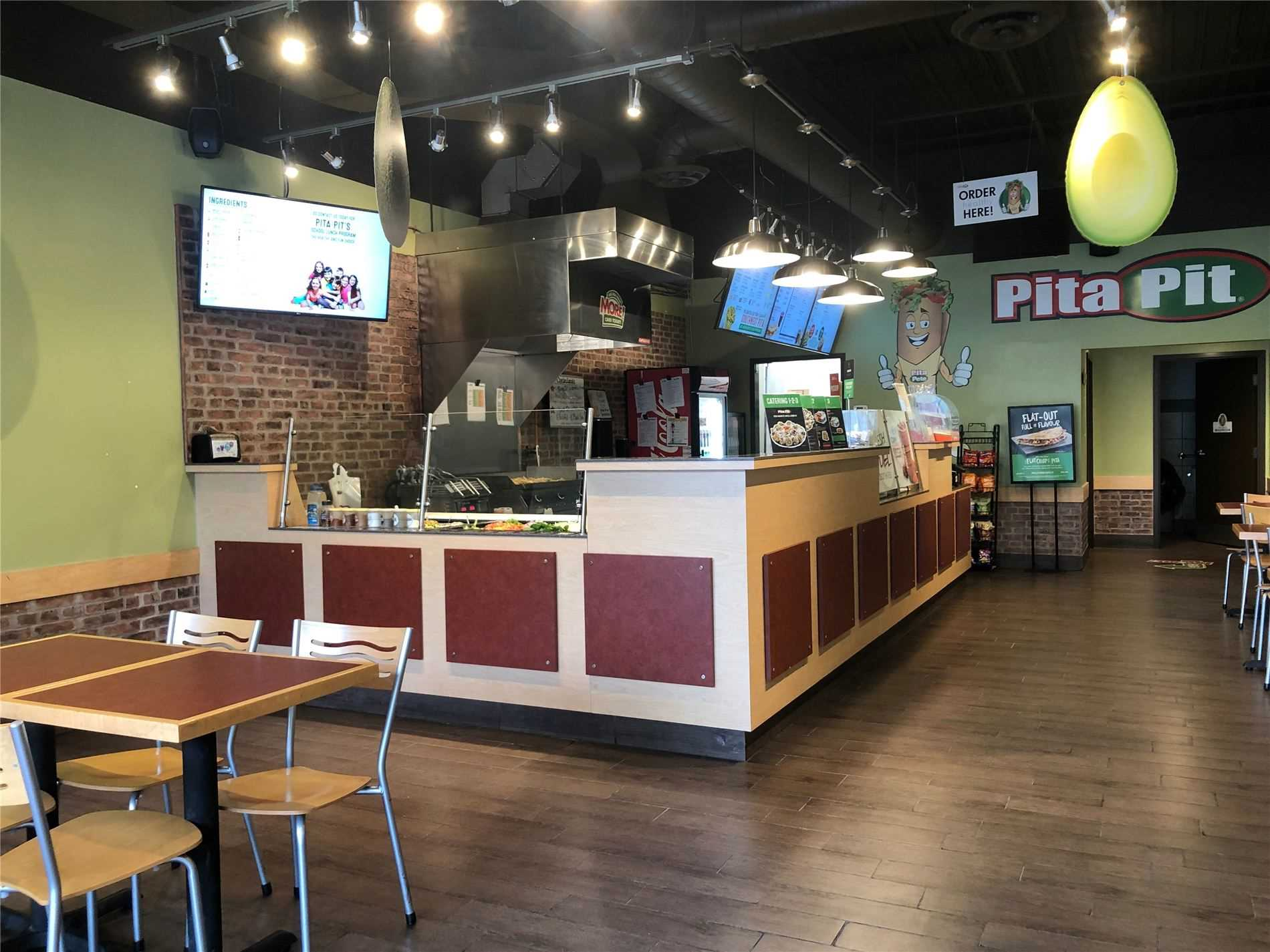 Ready To Be Your Own Boss?? Successful Pita Pit Franchise Available In Hamilton's Lovely & Picturesque Community Of Dundas! Strong Franchise Presence Across Canada W/ Over 600 Stores! This Opportunity Is Best Suited For Hands On Operator With Sales To Prove It! Opportunity To Expand Menu Offerings W/ Yogen Fruz Addition!