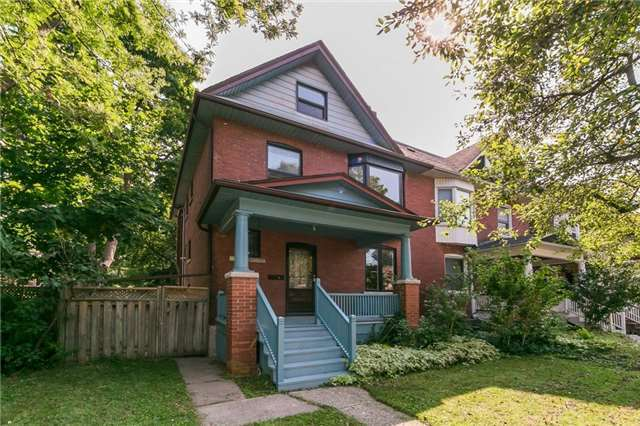 A Handsome & Solid 4 Bdrm Semi In Prime Dufferin Grove With A Rare Private Driveway & Parking For 4 Cars! Fully Finished Basement With Possible Income. Open Concept Kitchen/Dining Overlooks Lush & Super-Wide Backyard. Formal Living Rm. On Main Floor. Master Bdrm Escape On 3rd Floor W/ Ensuite. Steps To Parks, Schools, Playground, Ice Rinks, Subway, Bloor St Shops And Restaurants And More.