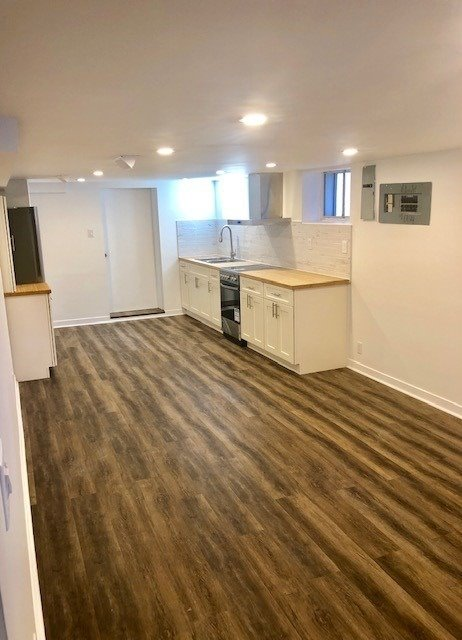 Newly Renovated, Bright, Open-Concept Studio Apartment In The City. Utilities Included (Cable And Internet Extra). Perfect For A Young Professional. Lots Of Storage And Kitchen Cabinet Space. Easy Walk To Davenport And The 63 Ossington Bus. Bike And Car Share Right Down The Street! Close To George Brown And U Of T. Aaa Tenant Preferred. Rental App, Em Letter, Credit Report Necessary.