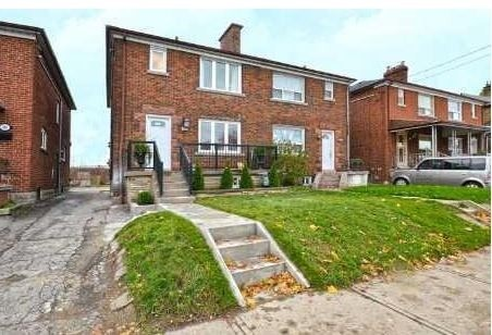 Renovated Semi-Detached Home Features Ample Living Space With Separate Entrance And Separate Laundry, Pot Lights, Crown Moldings, Oversized Deck And Much More, A Must See!!!