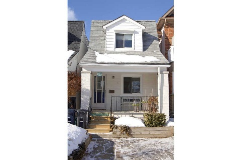 Don't Miss This Fabulous Opportunity To Own A Charming And Well Kept Home In A Prime East York Location! Steps To Woodbine Subway, Schools, Restaurants & Shopping On The Danforth.  Rear Addition W/Skylight & Access To Deck/Fenced Backyard. Single Garage Via Laneway Currently Used As Workshop. Additional Heated Storage Unit On Property. Legal Front Parking Pad At $247/Year, Application For Transfer Of Parking Is Required.