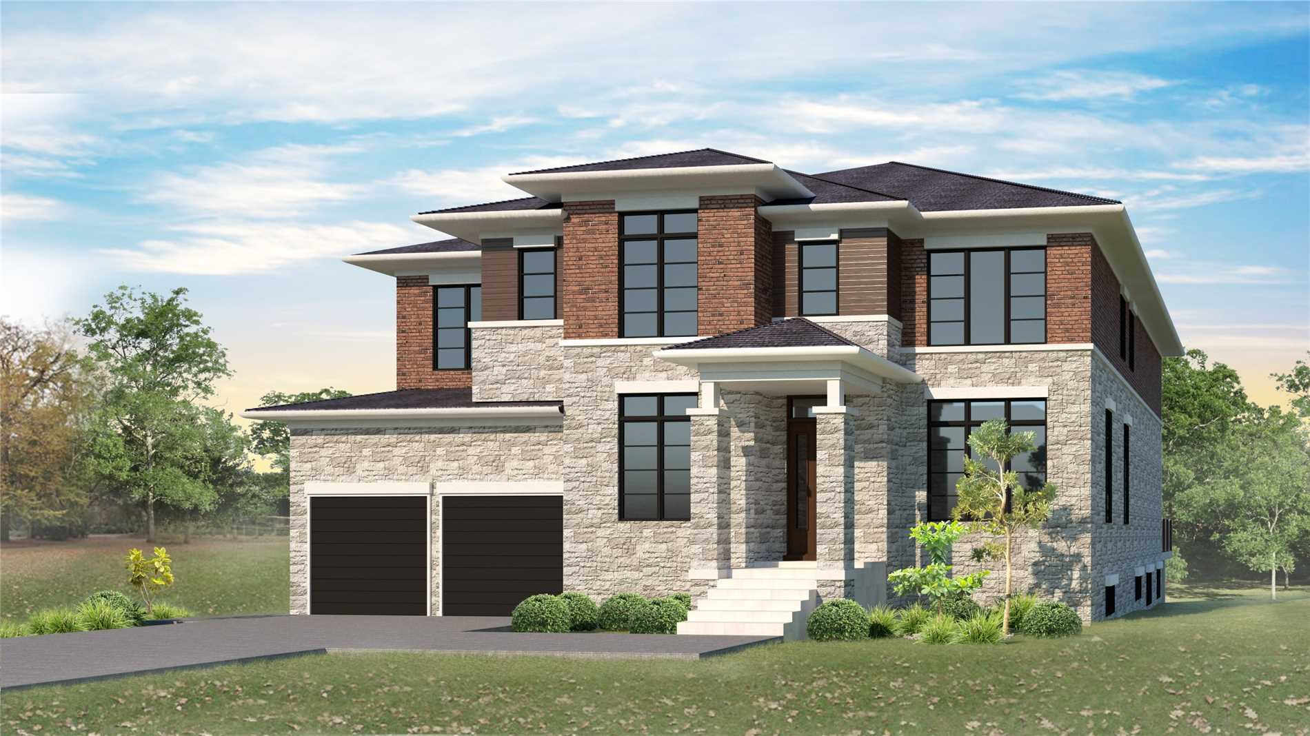 Opportunity Of A Lifetime! Two Custom Homes Side-By-Side On Pickering's Most Exclusive Street. Backing Onto Ravine And Rouge River, Over 6000 Sq.Ft. Of Finished Luxury From Reputable Builder With 30-Years Experience,Model Home Available To See. Builder Can Customize Home To Meet Specific Needs. Live Near The Lake And Canada's Largest Urban Park. Just 35Mins To Downtown And All The Amenities You Need.
