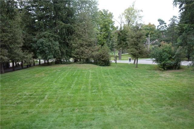 Huge Pie-Shaped Half Acre Building Lot In The Prestigious Hill Crescent Neighborhood South Of Kingston Road Nestled Amongst Multi-Million Dollar Estate Homes. Walking Distance To Sylvan Park And Lake. 190 Ft Frontage By 166 Ft By 151 Ft. Rare Newly Severed Lot With No Home On It. See Survey, Topography Map + Demonstration Plans Attached. Build Your 4500+ Sq.Ft. Dream Home On This Park-Like Lot!