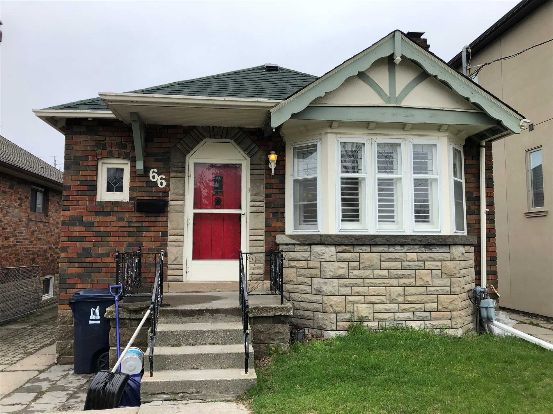 Fabulous Basement Apartment Close To All Amenties! Laminate Floors, Private Entrance, New Kitchen & On-Site Laundry!  Great Location ~ Walking Distance To All, Ttc Transit, Parks And Much More!