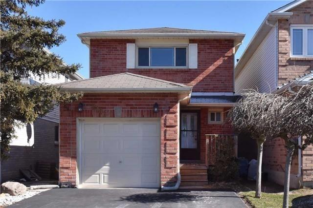 Location! Location! Well Maintained 3 Bedrooms & 3 Bathrooms Home In Demanding Brock Ridge Community. Dining Room Walk Out To A Beautiful Big Deck. Finished Walk Out Basement. Short Distance To Hwy 401 And 407 Etr. Close To All Amenities. Close To Transit, Shopping, Schools, Minutes To The Mosque. Perfect For First Time Home Buyer