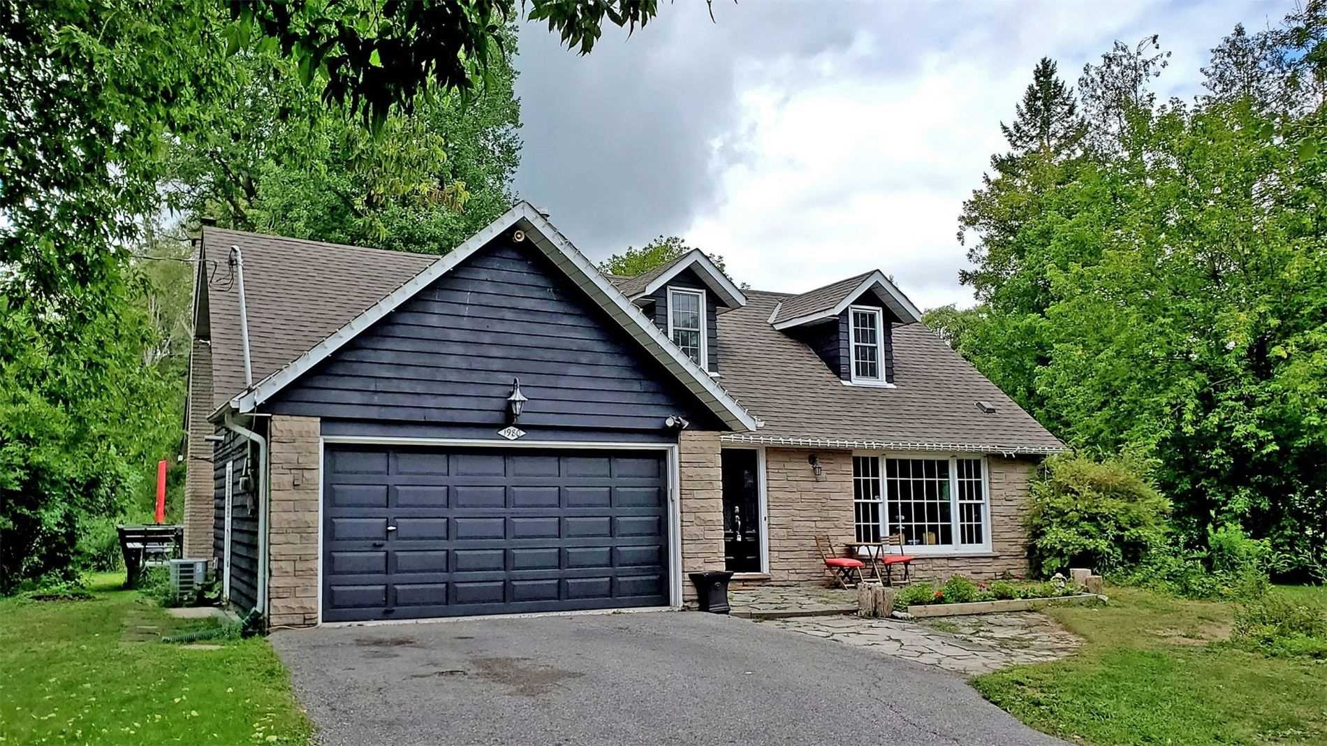 Country Living In The City. This 4 Bedroom Home Situated On Premium Lot 125 X 150 Ft Surrounded By Acres Of Conservation And Million $$$ Homes,  Hardwood Floors Throughout, Private And Entertainer's Backyard. Great Opportunity For Builders/Investors, Build A Big Home Or Potential Sever The Lot. Buyer Responsible For Due Diligence. Minute Commute To Hwy 401, Go Station, Schools, Parks, Shopping. Walking Trails Through Rouge Valley.
